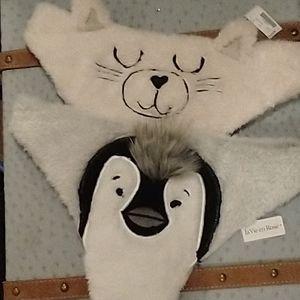 3/$50- Lot of Fluffy Animal Underwear